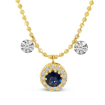 14K Yellow Gold Necklaces