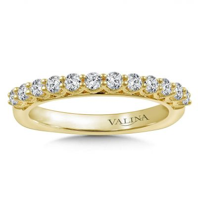14K Yellow Gold Stackables